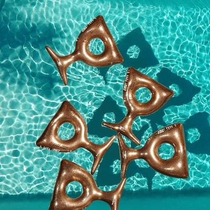Copper Coupe Floatie