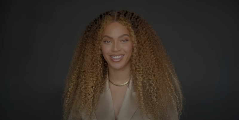 Beyoncé 'Dear Class of 2020' via YouTube