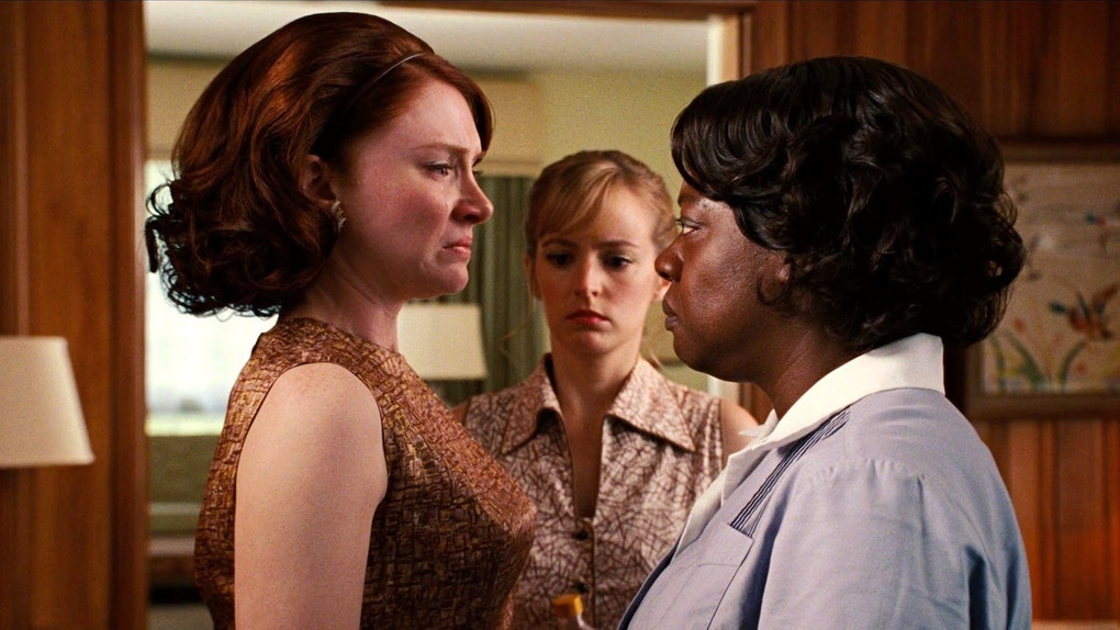 Bryce Dallas Howard wasn't thrilled to learn 'The Help' was Netflix's most viewed movie.