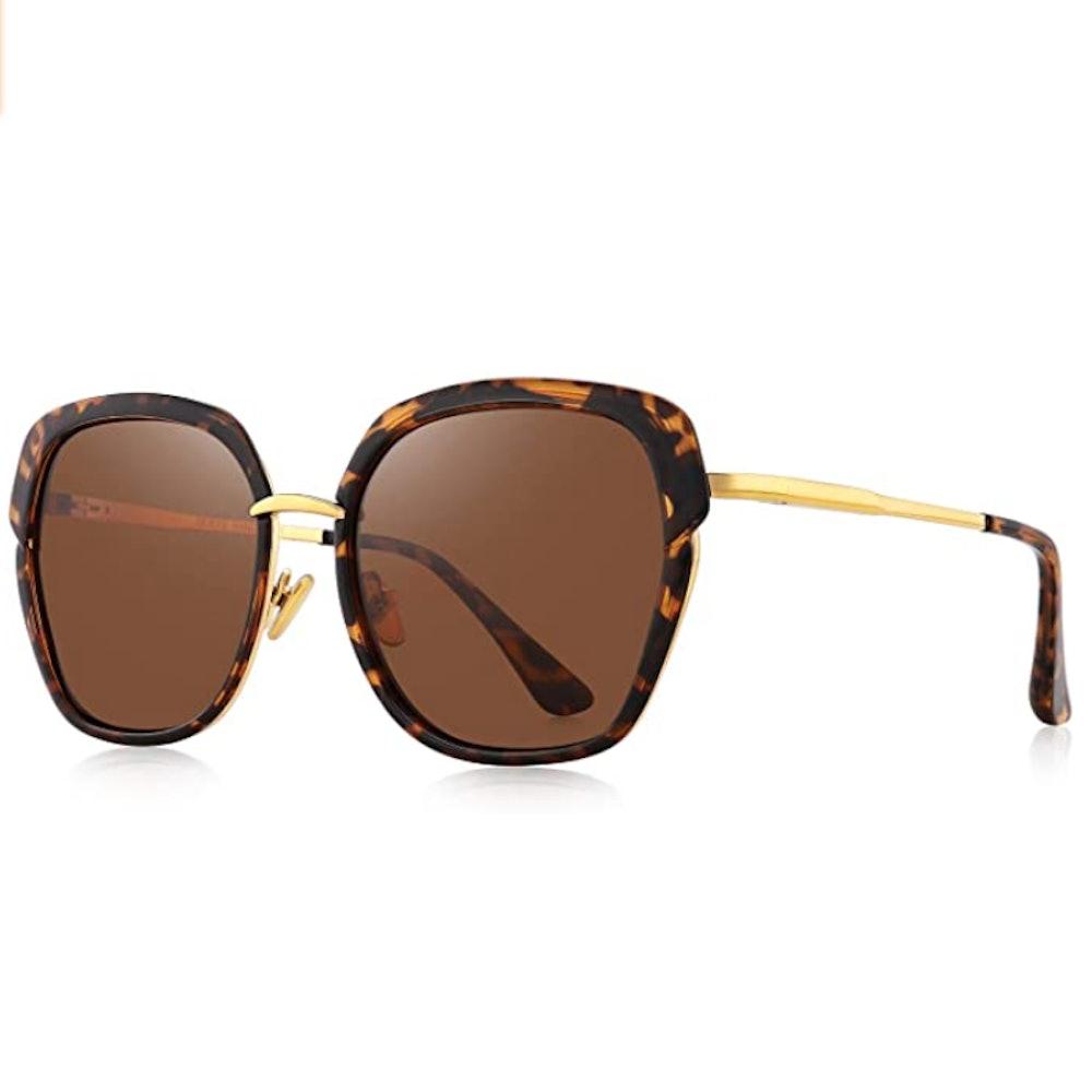 OLIEYE Oversized Sunglasses