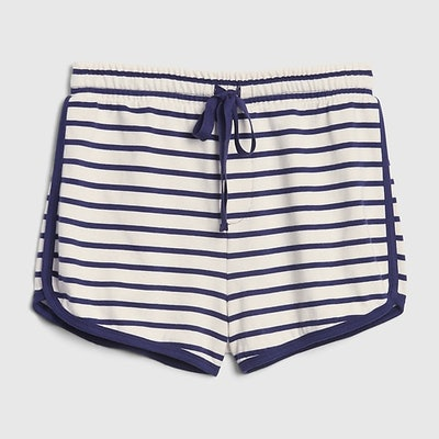 Gap Stripe Pull-On Shorts