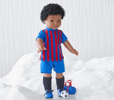 Special Edition Dylan Soccer Player Götz Doll