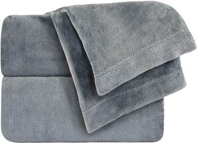 Cozy Fleece Velvet Plush Sheet Set