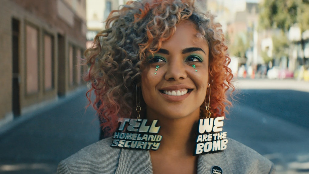 'Sorry to Bother You' is streamable on Hulu and feels incredibly timely.