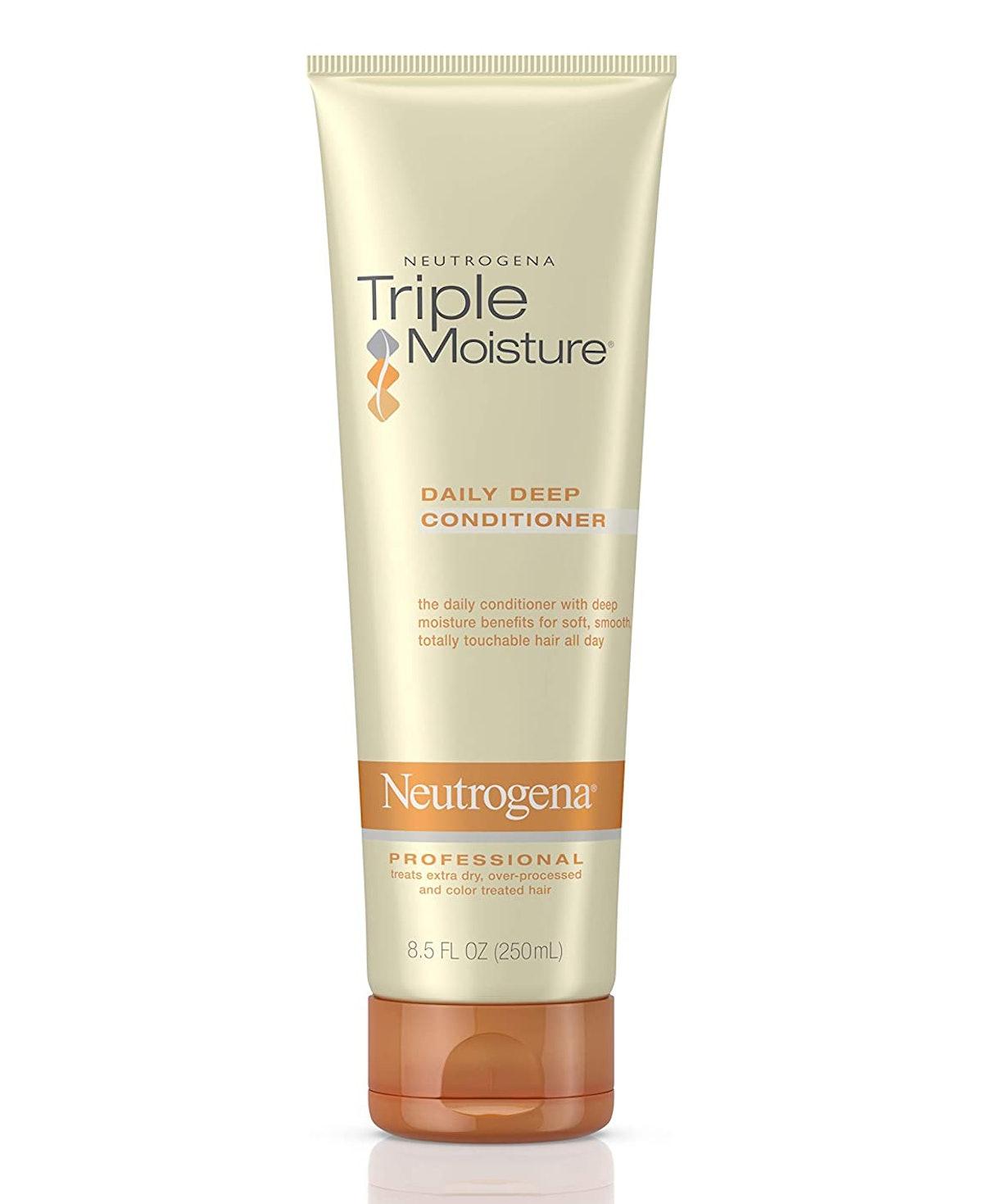 Neutrogena Triple Moisture Daily Deep Conditioner (3-Pack)