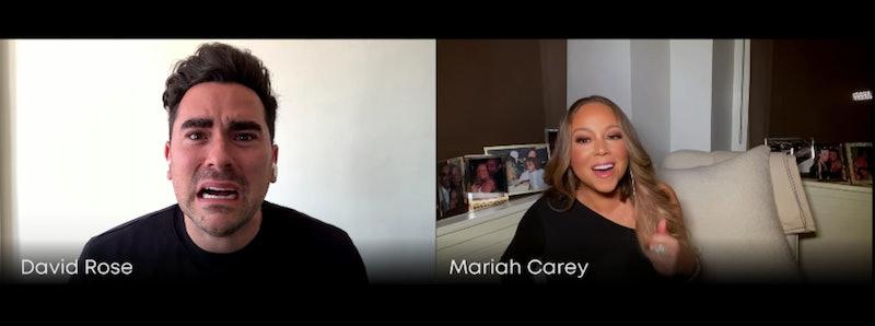 Schitt's Creek feat. Mariah Carey (via YouTube)