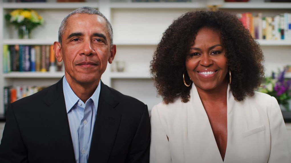 Barack & Michelle Obama for Dear Class of 2020