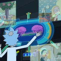 """'Rick and Morty' Season 4, Episode 10 song: """"Don't Look Back"""" interview"""