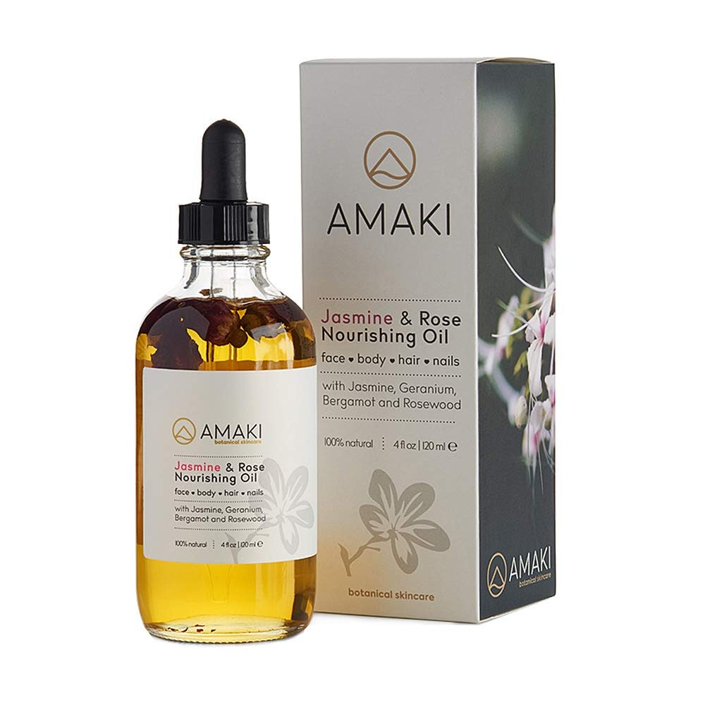 Amaki Essential Oil for Face