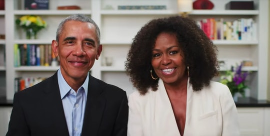 In commencement addresses delivered as part of YouTube's Dear Class of 2020 event, Barack and Michelle Obama urged the class of 2020 to take their activism further.