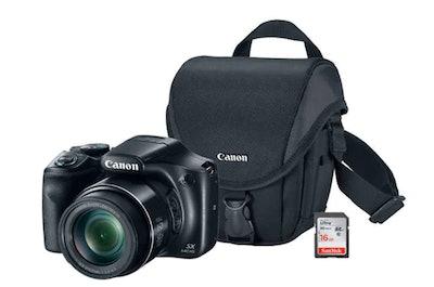 Canon PowerShot SX540 Digital Bundle