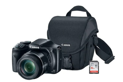 Canon PowerShot SX540 Digital Bundle