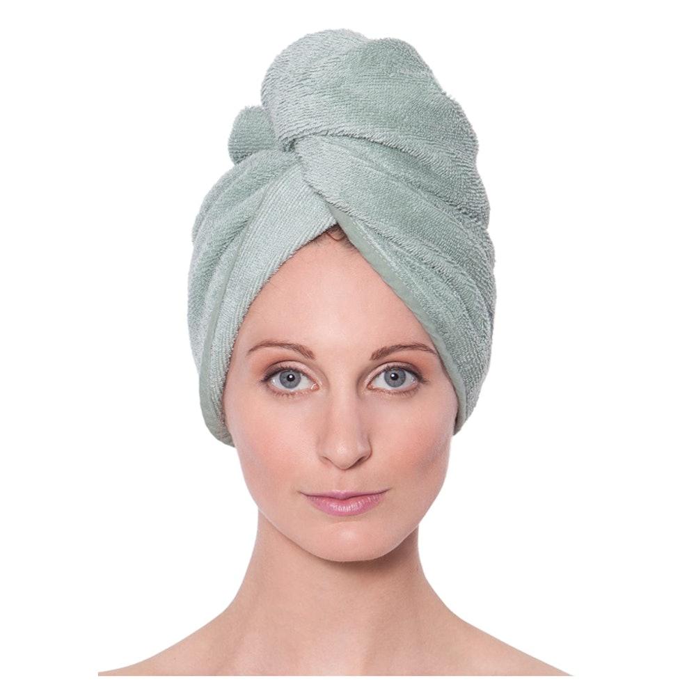 TexereSilk Bamboo Viscose Hair Towel