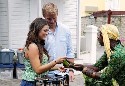Sean Lowe & Tierra LiCausi on 'The Bachelor' Season 17 via ABC's press site