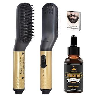 FULLLIGHT TECH Beard Straightener