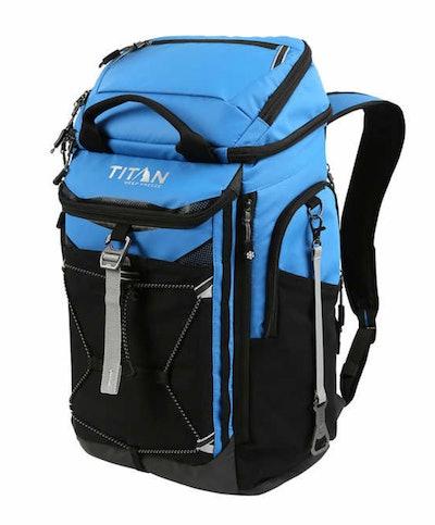 Titan Deep Freeze 26-Can Backpack Cooler