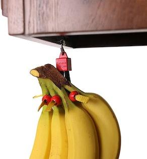 Banana Bungee Under Cabinet Banana Holder