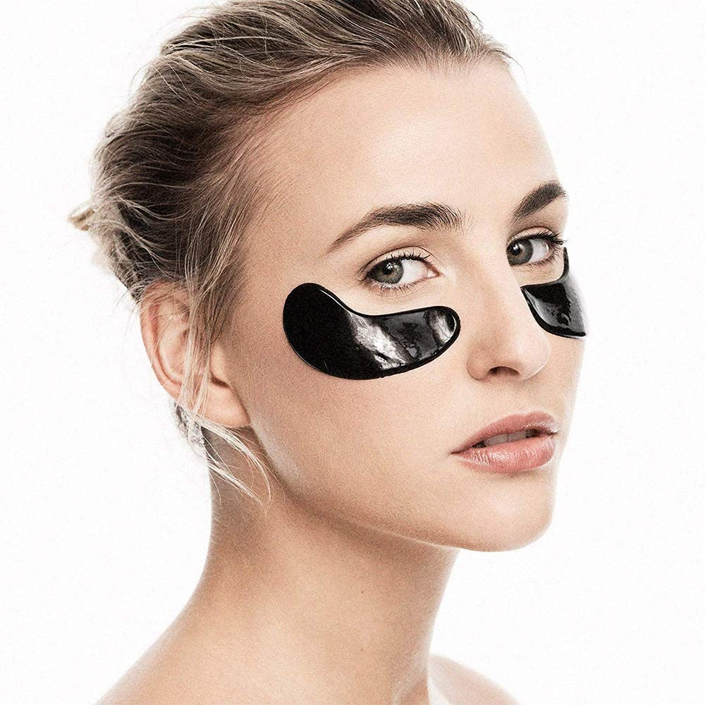 BLAQ Activated Charcoal Under Eye Mask