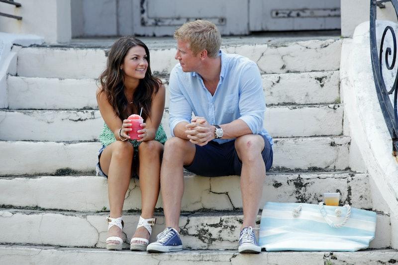 Tierra LiCausi & Sean Lowe on 'The Bachelor' Season 17 via ABC's press site
