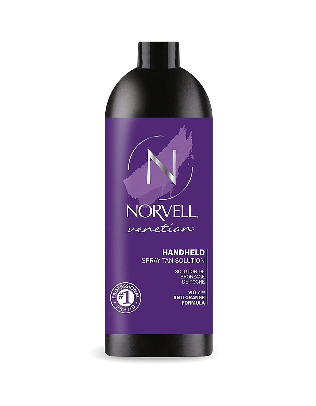 Norvell Venetian Handheld Spray Tan Solution (34 Ounces)