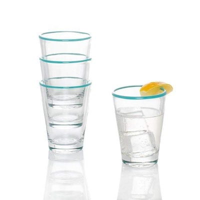 Color Pop Glass, Set of 4