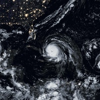 Climate change is making hurricanes stronger