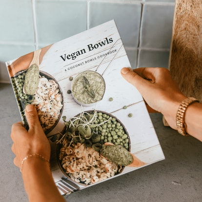'Vegan Bowls Cookbook' by Coconut Bowls