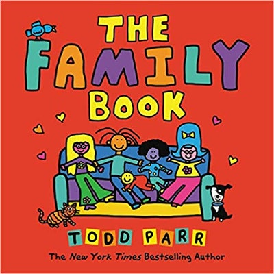 'The Family Book' By Todd Park