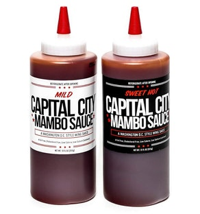 Capital City Mambo Sauce Combo (2-Pack)