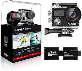 AKASO Brave 4K 20MP Action Camera