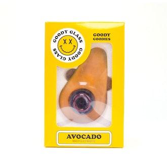 Avocado Hand Pipe