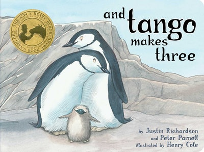 'And Tango Makes Three' By Justin Richardson & Peter Parnell