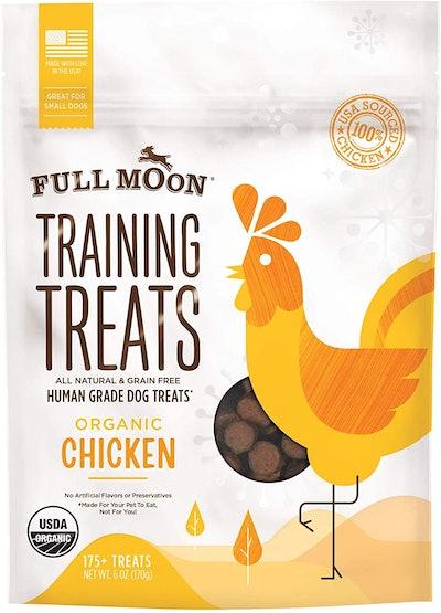 Full Moon Organic Training Treats for Dogs