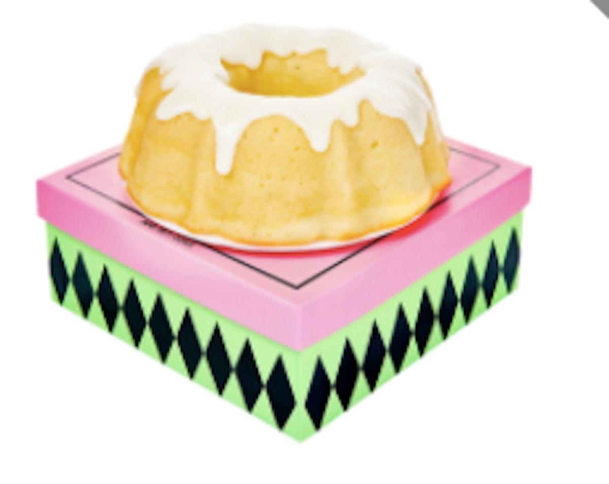 Famous Key Lime Bundt Cake