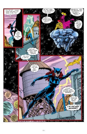 Wildcat DC Comics