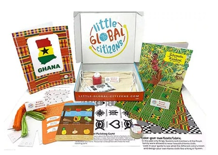 Little Global Citizens Box
