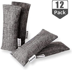 Marsheepy Bamboo Charcoal Odor Absorbers (12 Pack)