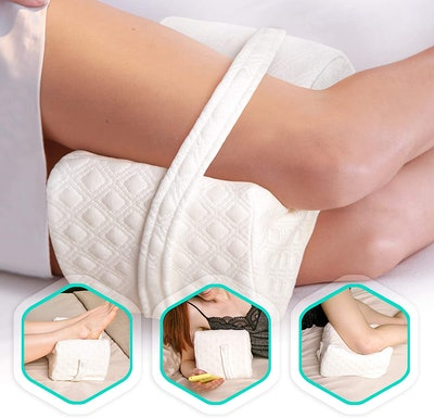 Aeris Knee Pillow for Side Sleepers
