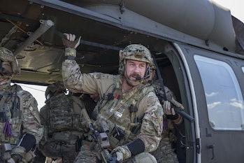 Barry Sloane Six Call of Duty