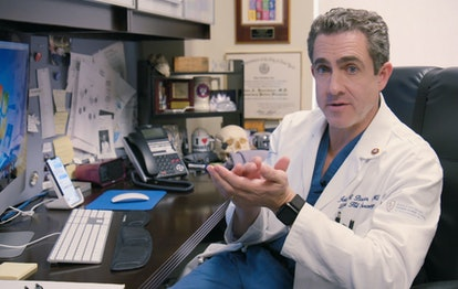 DR. JOHN BOOCKVAR in episode 106 of 'LENOX HILL' via Netflix Media press site