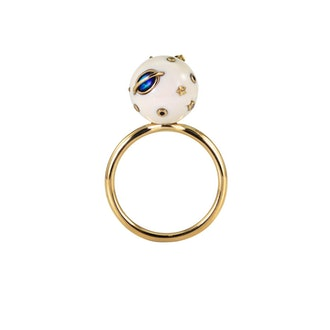 Small Mammoth Galaxy Ring