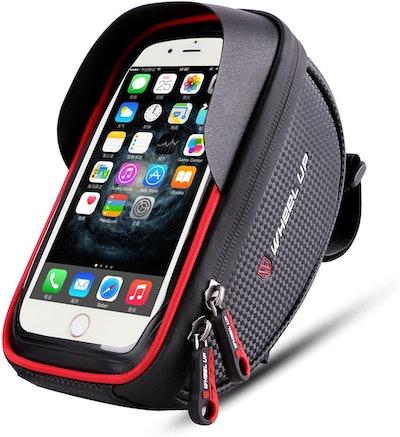 Wallfire Bike Phone Mount Bag