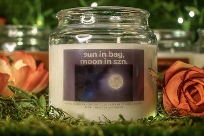 sun in bag, moon in szn.