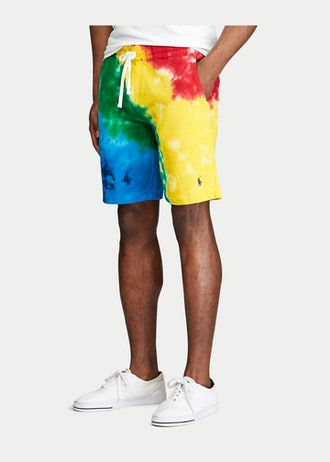 Polo Ralph Lauren Tie-Dye French Terry Short