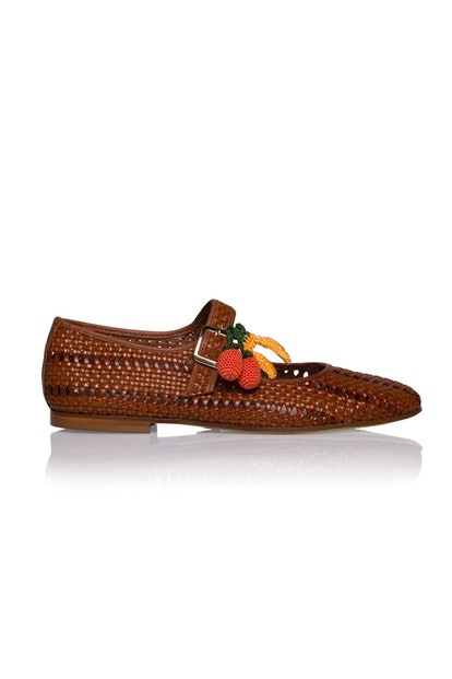 Picnic Shoe in Basket