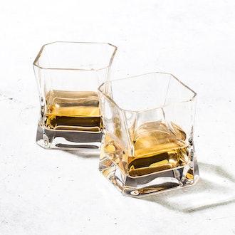 Blade Runner Whiskey Glasses