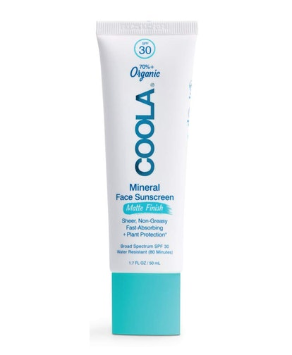 COOLA Mineral Face Sunscreen Matte Finish SPF 30