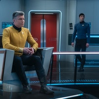 'Strange New Worlds' release date, trailer, cast, and timeline for the Star Trek spinoff