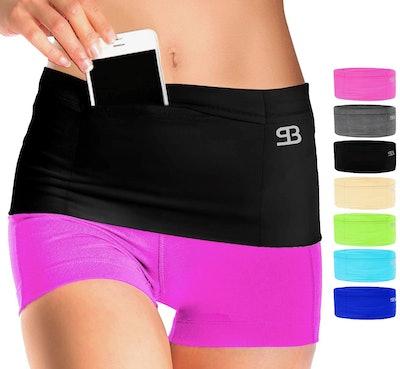 Stashbandz Sports Running Belt Waist Pack