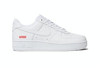 """Supreme x Nike Air Force 1 Low """"Box Logo"""""""